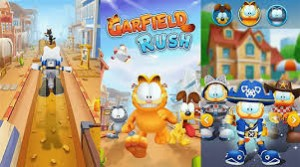 Garfield Rush 1