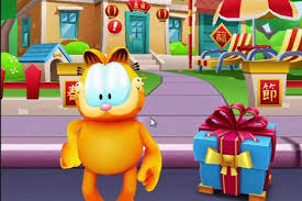 Garfield Rush 2