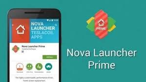 Nova Launcher Prime 1