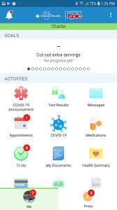 MyCentura Health 2