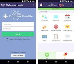 MyCentura Health 3